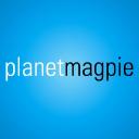 PlanetMagpie Logo
