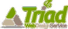 Triad Web Design Service Logo