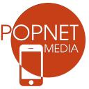 PopNet Media Logo
