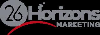 26 Horizons Marketing  Logo