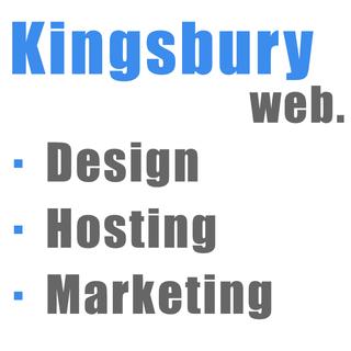 Kingsbury Web Logo