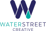 Logo waterstreetcreativev 4c