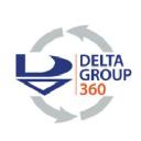 Delta Group 360 Logo