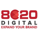 8020 Digital Marketing Logo