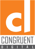 Congruent digital logo med