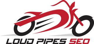 Loud Pipes SEO Logo