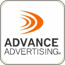 Advance Advertising Logo