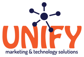 |TOP AGENCY| UNIFY marketing & technology solutions Logo