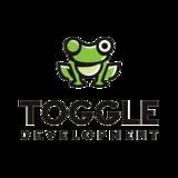 Toggle tall small square padding