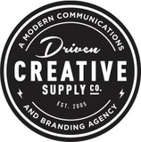 Creativesupply moderncommunicationbrandingagencylockup blackcircle whitetype