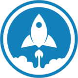 Rocketinsights logo mark