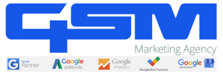 GSM Marketing Agency Logo