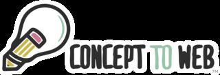Concept to Web Logo