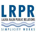 Laura Raun Public Relations Logo