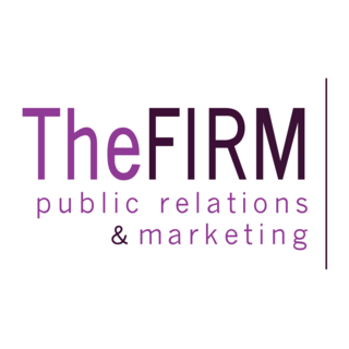 The Firm Public Relations & Marketing Logo