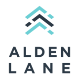 500 alden lane vertical logo