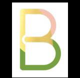B logo square