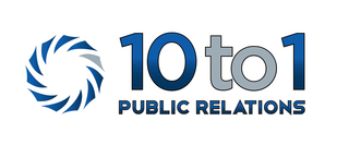 10 to 1 Public Relations Logo