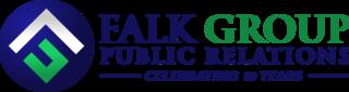 Falk Group Public Relations Logo