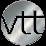 Metal logo upcity