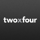 Two by Four Logo