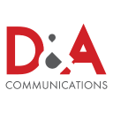 D&A Communications Logo