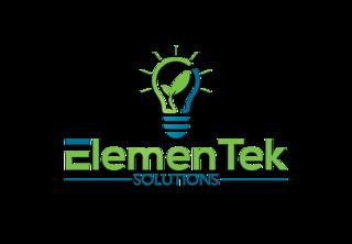 ELEMENTEK SOLUTIONS Logo