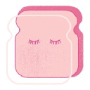 Pink Toast Ink Logo