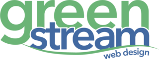 Green Stream Web Design Logo