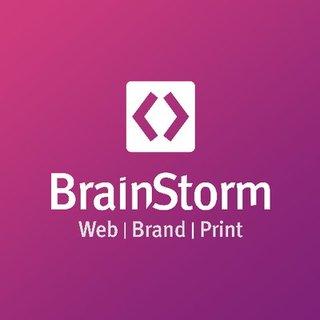 Brainstorm Design Logo