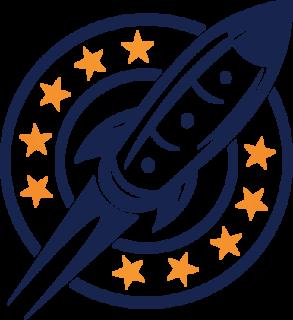 Rocket Marketing and Design Logo