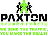 Logo slogan black paxton