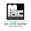MAC Productions AV Logo