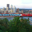 Cortron Media Logo