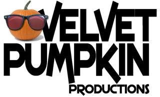 Velvet Pumpkin Productions Logo