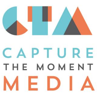 Capture the Moment Media Logo