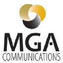 MGA Communications Logo