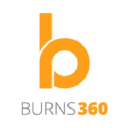 Burns360 Logo