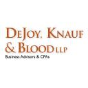 DeJoy, Knauf & Blood Logo