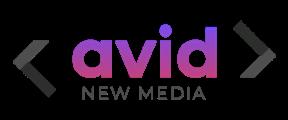 Avid New Media Logo