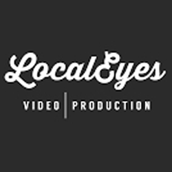 LocalEyes Video Production Logo