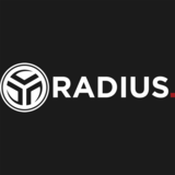 Radius badge