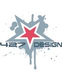 427 splatter logo