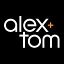 Alexander + Tom Logo