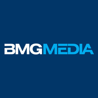 BMG Media Co. Logo