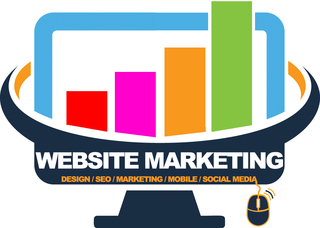 Website Marketing Company Logo