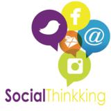 Social thinkking logo 600x600px
