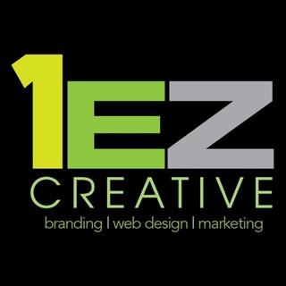 1EZ Creative Orange County Web Design Logo