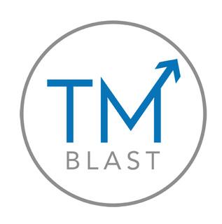 TM Blast Logo