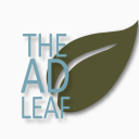 The AD Leaf Logo